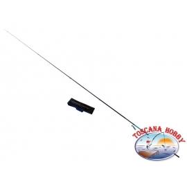 Caña de pesca a la Boloñesa Silstar de carbono por 6m APROX.02
