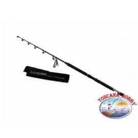 La barra de la ALETA-NI Marquesa – a la Deriva-TR/RG 50/80. La medición de 1,70 m.FC.CA49