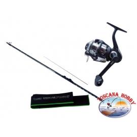 Canna ALCEDO GL Lake Trout A. 2. Measurement 4,10 m + Reel Mitchell Premium 308.FC.ca39-m2