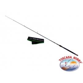 Canna ALCEDO Green Line Tele Spin 2105. Measure 2.10 m + Reel Singnol SGH 2000.FC.ca41-m37-f45