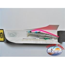 Artificial Dulce Minnow Duelo, 9,5 CM-10GR Flotante color:DHHB - FC.AR10