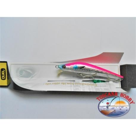 Artificiale Dolce Minnow Duel, 9,5CM-10GR Floating colore:DHHB - FC.AR10