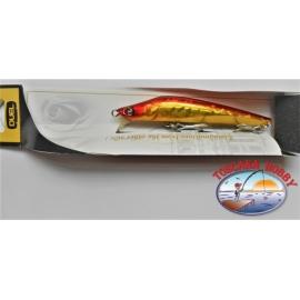 Künstliche Süße Minnow Duell, 9,5 CM-10GR-Floating-farbe:MHGR - FC.AR11