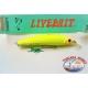 Artificielle Livebait Minnow Yo-zuri, 11CM-20 G Flottant couleur:MREPT - FC.AR23