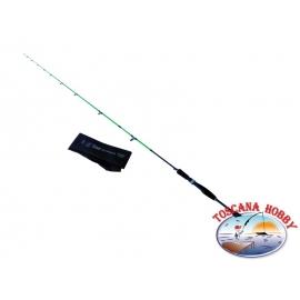 Caña de Spinning y eging DLT 2.1 m FC.CA9