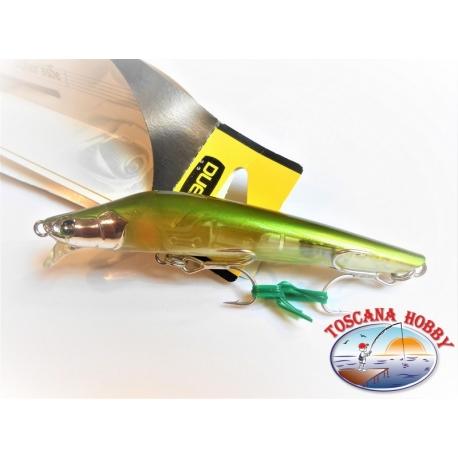 Künstliche Süße Minnow Duell, 9,5 CM-10GR-Floating-farbe:TMQA - FC.AR29