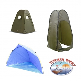 TENTS AND BACKPACKS