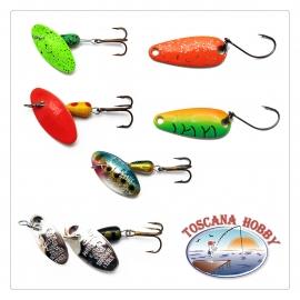 Cucchiaini pesca
