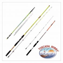 Pesca de arrastre - pesca de fondo