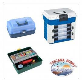 Caja de Pesca / Puerta Artificial de Pesca