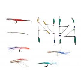 BAITS AND HANDCRAFTED LINES
